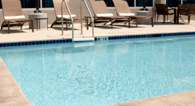 Outdoor pool at Hyatt Place Atlanta Perimeter Center
