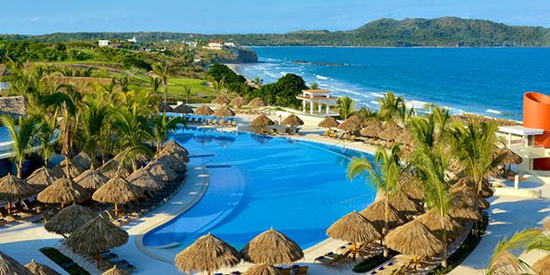 Iberostar Playa Mita - pool and beach view