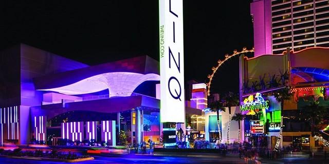 Linq Hotel in Las Vegas