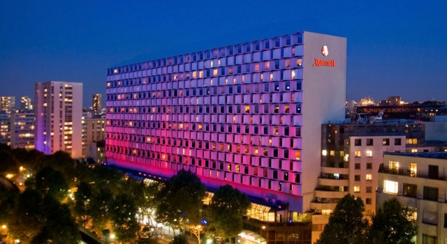 Paris Marriott Rive Gauche and Conference Center
