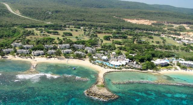 Melia Braco Village - aerial view