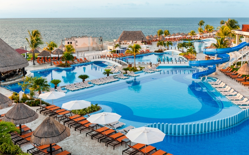 All Inclusive Moon Palace Golf And Spa Resort In Cancun