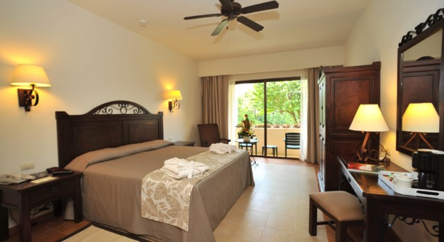 Junior suite at Occidental Grand Xcaret