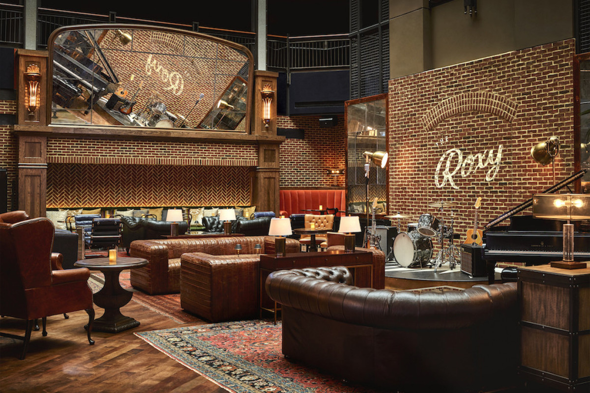 Luxury Boutique Hotel In New York The Roxy Hotel For