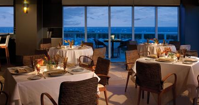 Panorama Restaurant at Sonesta Coconut Grove Miami