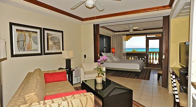 Suite at Bucuti and Tara Beach Resort Aruba