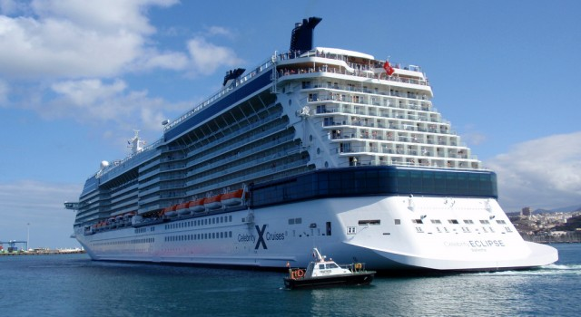 Celebrity Eclipse ship