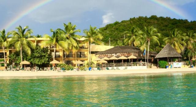 Emerald Beach Resort on St. Thomas