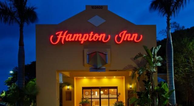 Hampton Inn at Manatee Bay in Key Largo