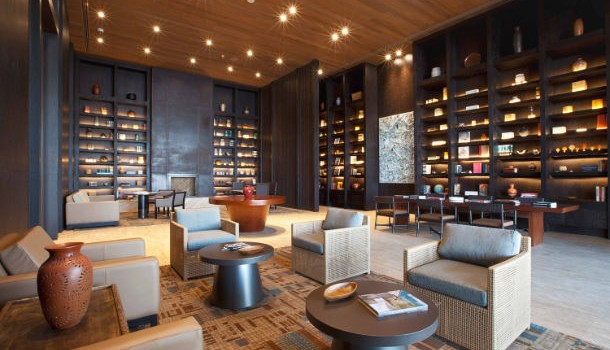 Library at JW Marriott Los Cabos Beach Resort