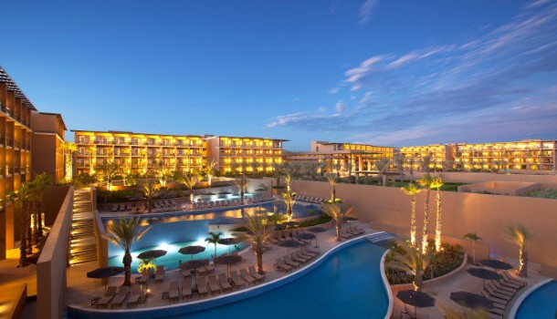 JW Marriott Los Cabos Beach Resort and Spa