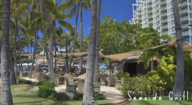 Seaside Grill at The Kahala Hotel and Resort