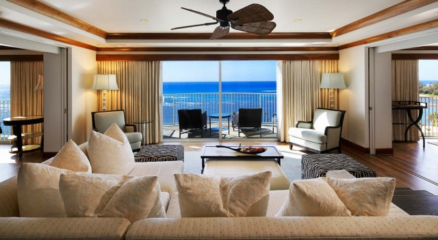 Suite at The Kahala Hotel and Resort