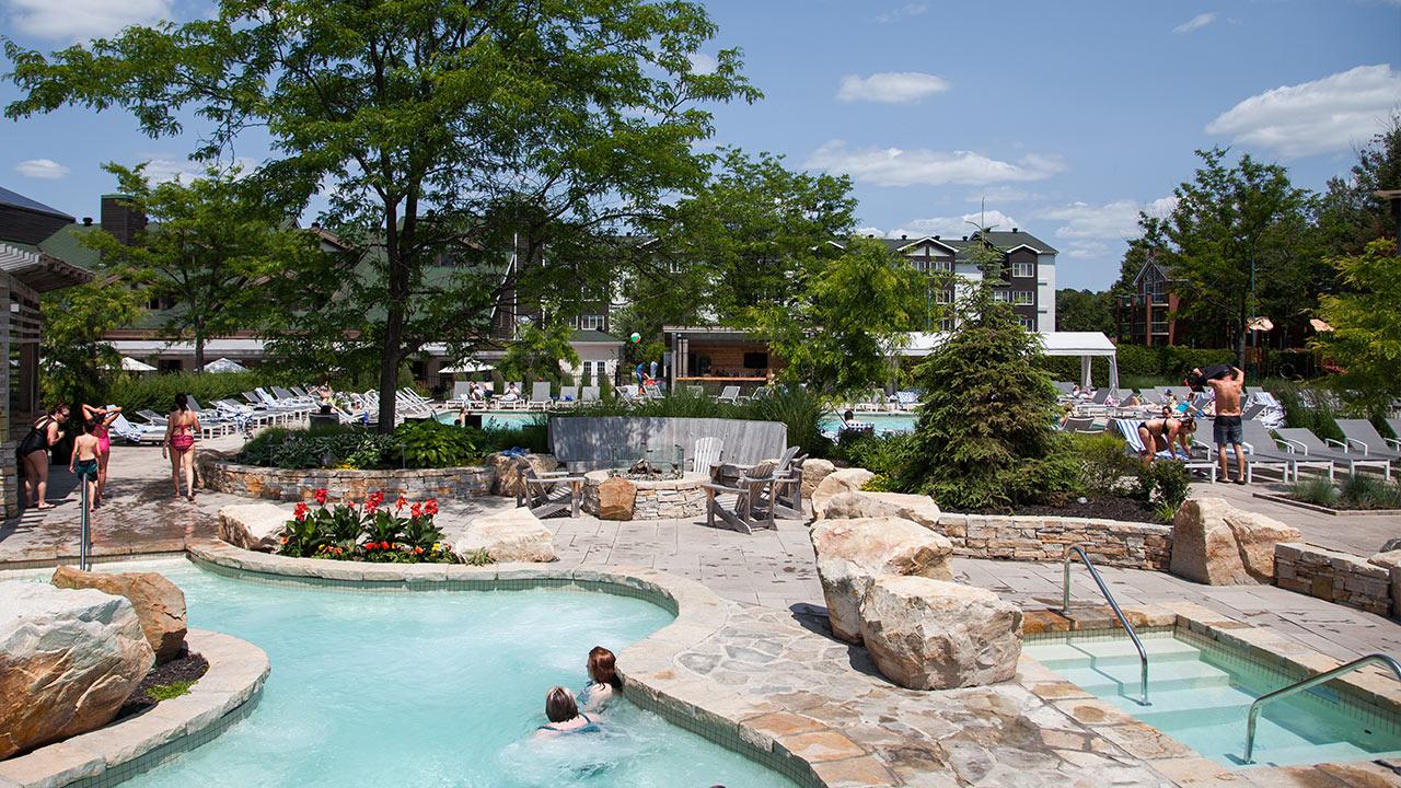 Manoir Saint Sauveur Resort At The Laurentian Mountains