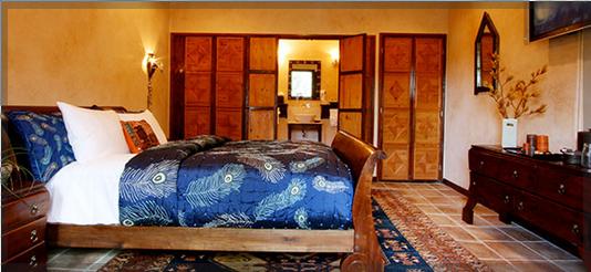 Room at Marley Resort and Spa