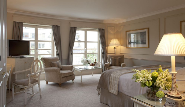 Room at The Merrion hotel