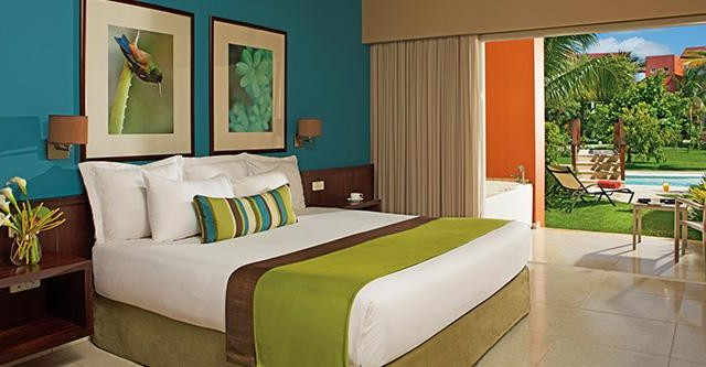 Double room at Now Garden Punta Cana