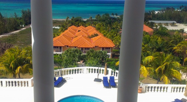 View from Ocean West Boutique Hotel