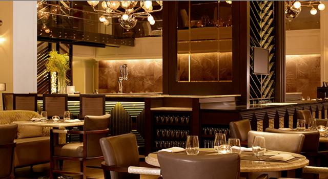Restaurant at Park Central Hotel