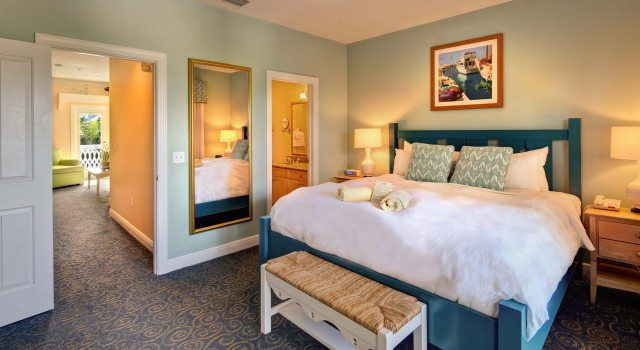 Suite at Parrot Key Hotel and Resort