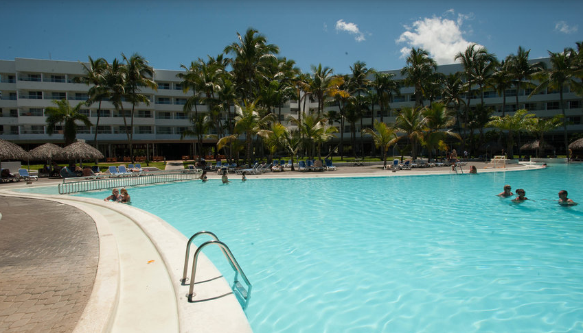 All Inclusive 4 Star Hotel Riu Naiboa In Punta Cana For