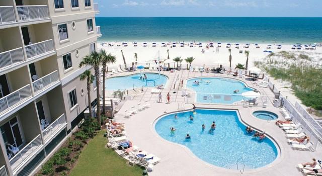 SpringHill Suites Pensacola Beach resort