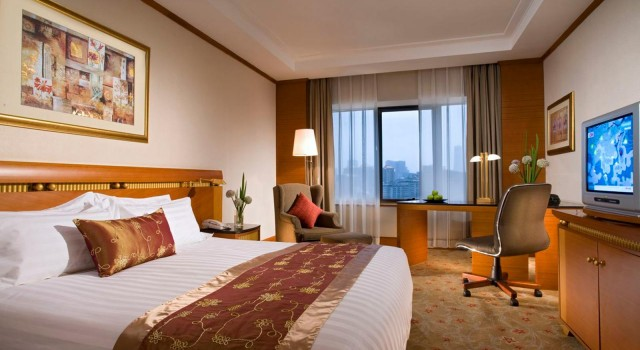 Room at Swissotel Beijing Hong Kong Macau Center