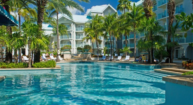 Pool at The Westin Grand Cayman Island Seven Mile Beach