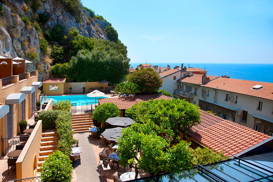 4 star la perouse boutique hotel in nice from 154 the for 4 star boutique hotel