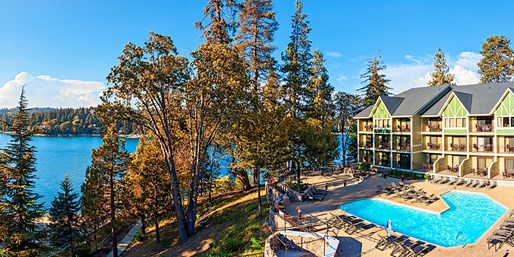 Lake Arrowhead Resort and Spa in Los Angeles