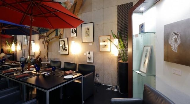 Restaurant at Park Hotel Tokyo