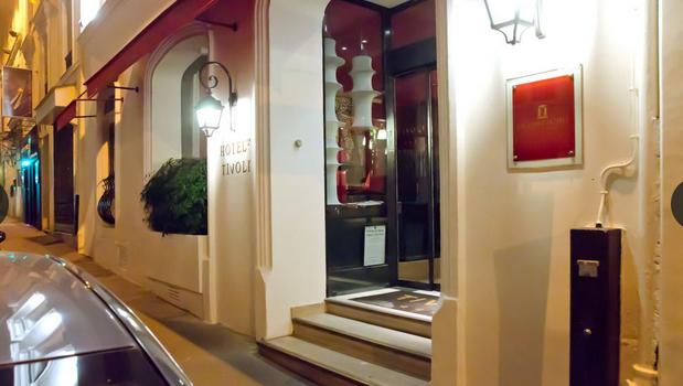 Hotel Tivoli Paris - exterior view