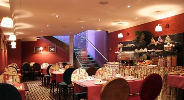 Restaurant at Villa Lutece