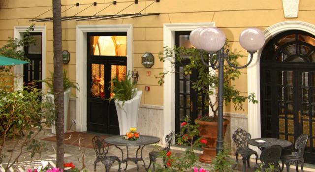 Villa San Lorenzo Maria Hotel in Rome