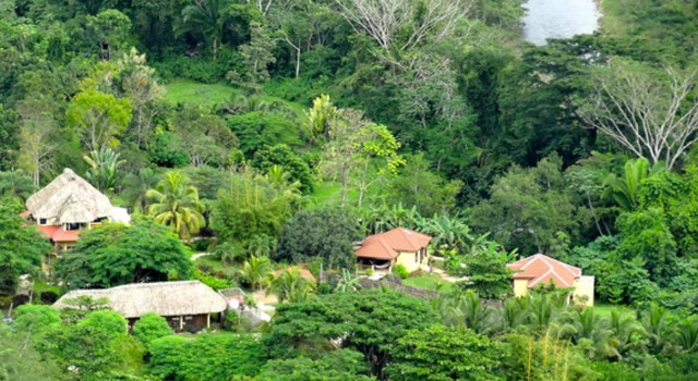 Sleeping Giant Rainforest Lodge in Belize