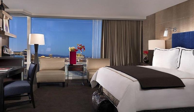aria resort and casino rooms