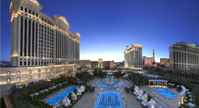Caesars Palace Las Vegas - exterior view