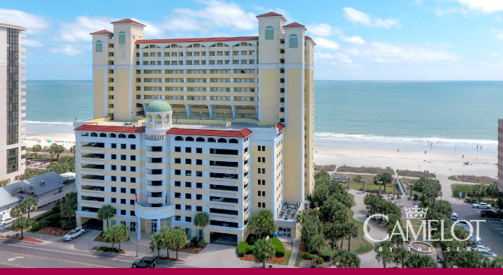 Camelot By The Sea Resort Myrtle Beach Hotel