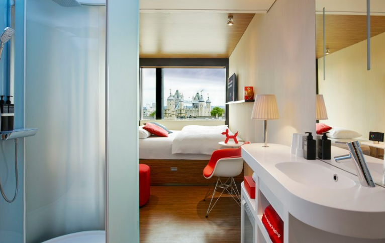 luxury citizenm tower of london hotel for 165 the