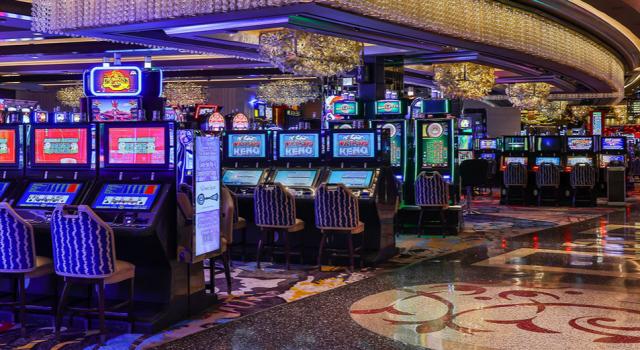 Casino at The Cosmopolitan of Las Vegas