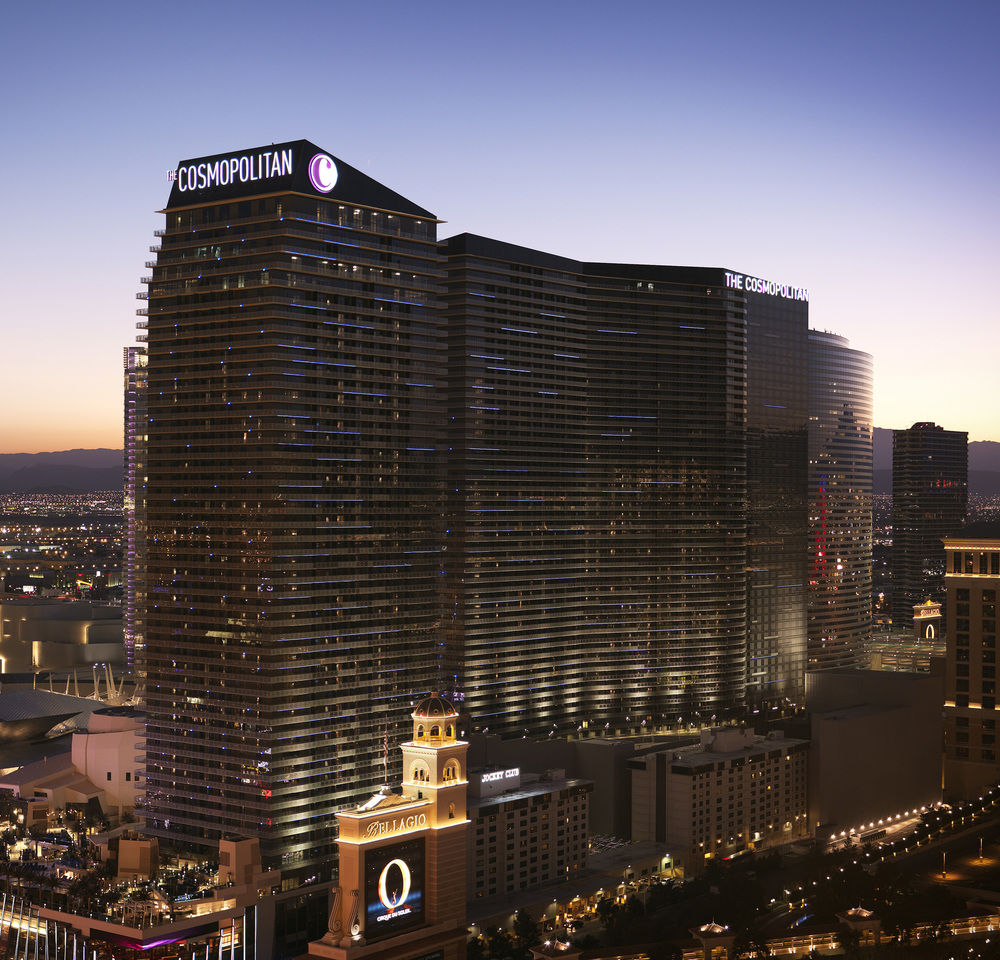 4 Star The Cosmopolitan Of Las Vegas Hotel For $108