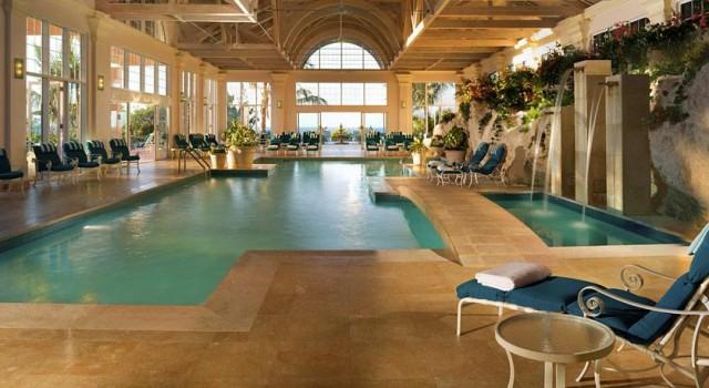 The spa at Fairmont Southampton