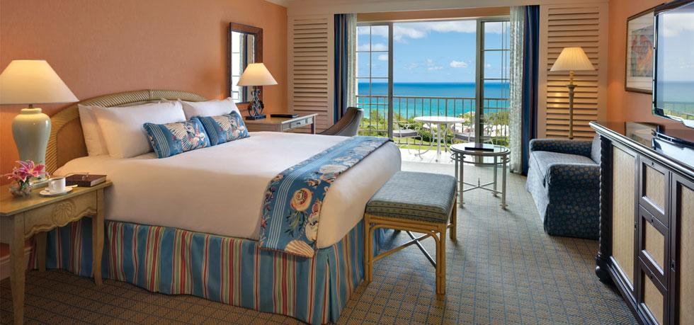 5 star Fairmont Southampton luxury hotel in Bermuda for