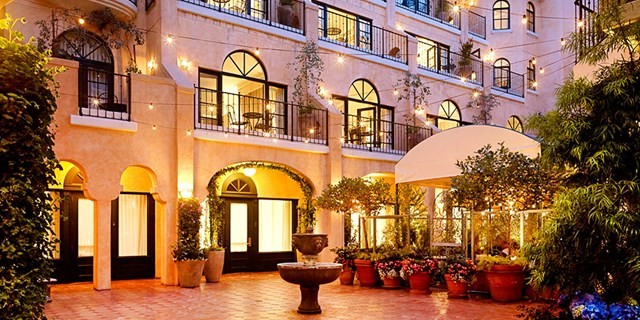 4 Star Garden Court Hotel In Palo Alto From 189 The Travel Enthusiast The Travel Enthusiast