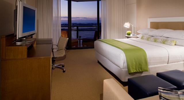 Room at Hyatt Regency Mission Bay Spa and Marina