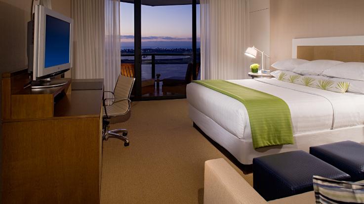 Hyatt Regency Mission Bay Spa And Marina In San Diego For