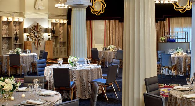 Dining at Kimpton Hotel Monaco