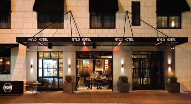 NYLO New York - exterior hotel view