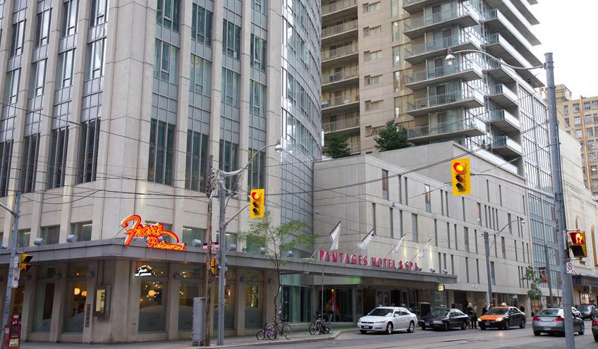 Toronto Escape Hotel