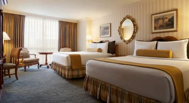Room at Paris Las Vegas